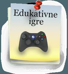 Edukativne igre Sjedi5